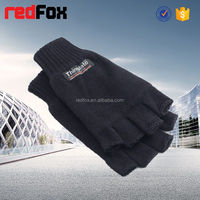 work glove knitted cotton polyester work gloves with green ni freezer work gloves