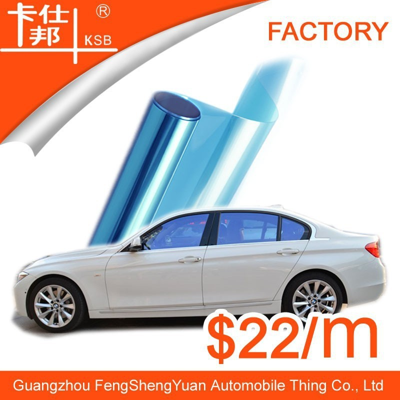 Industrial wholesale anti-explosion color change auto window tint film