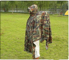 military rain poncho/rain coat/new product