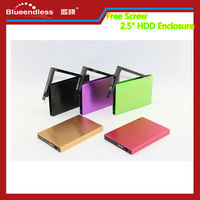 USB 2.0 HDD Enclosure Hard Disk Accessories 2.5 Inch HDD Enclosure 2.5 Inch HDD Caddy Portable Storage