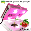 Bridgelux 600W COB led grow light for hydroponic growing systems