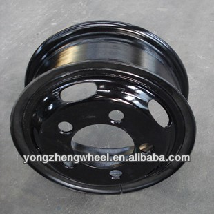 6.0-16 wheel rim, tube steel wheel