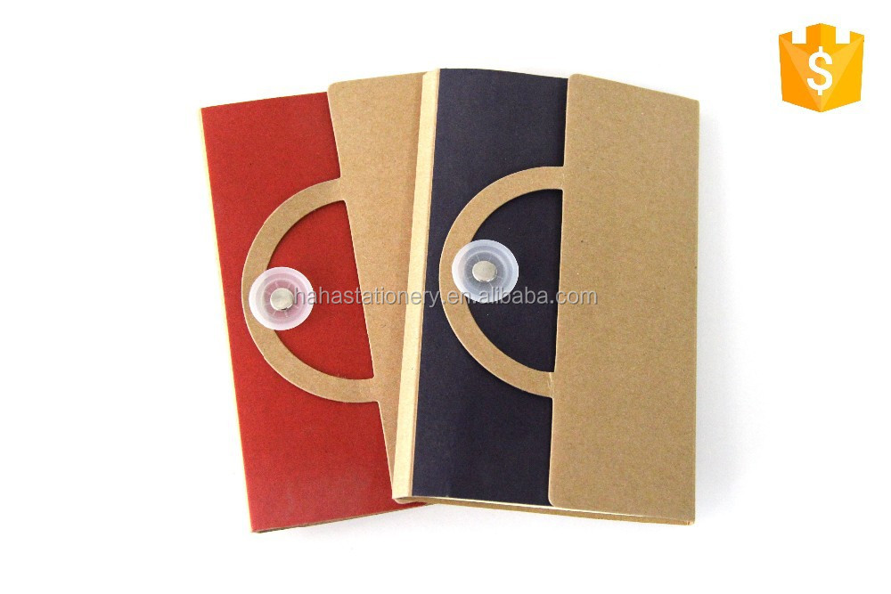 Recycled notebook/environment notepad/notepad with sticky notes