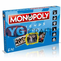 Monpoly Creative Custom Intelligence Printing board game