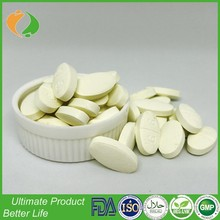 Private Label Calcium Magnesium Zinc Vitamin D3 Tablet