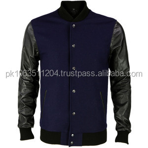 2014 USA High Quality for Young Man Custome Varsity Jackets