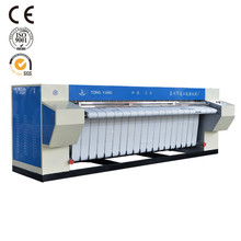 commercial gas industrial laundry equipment ironing machine