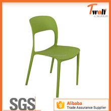 cheap French Alibaba Optional Color full PP Plastic French Alibaba Optional Color All Pp Plastic Dining Chair Dining Chair T817