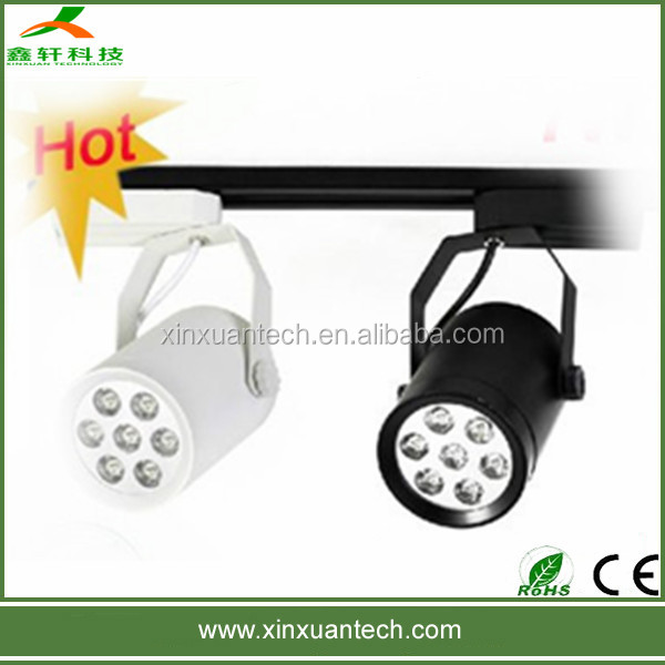 Commercial led shop light indoor 3w 5w 7w 12w 15w 18w tracking light
