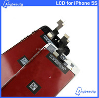 2015 Manufacturer Wholesale For iPhone5S LCD For iPhone 5 LCD Screen For iPhone 5 LCD Digitizer With Free Tool Kit
