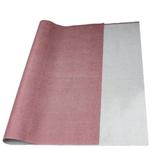 2016 hot sale wholesale solid color glitter film &paper,gift wrapping paper