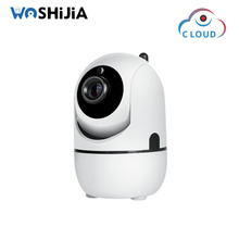 2018 new product 720P ip cctv Wireless Smart AI Cloud Wifi Auto body motion tracking Camera