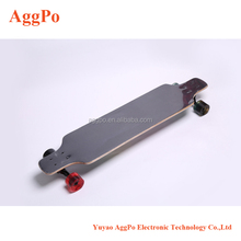 "Best Choice Products 41"" Pro Longboard Cruiser Cruising Skateboard Maple Deck Outdoor Double Drop Deck"