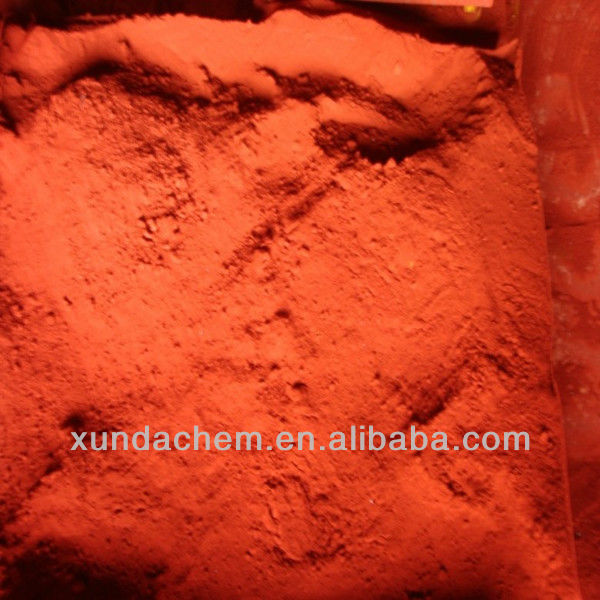 roof tiles grade red iron oxide pigment for sale