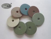 diamond sponge polishing pads for marble stone grinding
