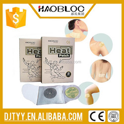 Chinese Imports Wholesale Heat Patch for pain relief, Herb Patch For Curing Hyperosteogeny