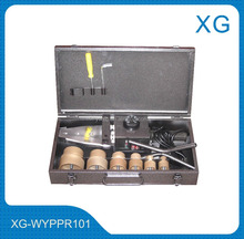 Plastic pipe welding machine20-63mm/PPR hot melt tools/double heating element welding device