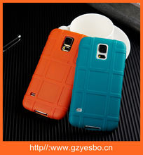 Hybrid Shock Proof Silicone Hard Outdoor Defender Case For Samsung Galaxy S5