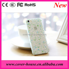 Hot selling Luminous frosted PC cover case for Apple iPhone4G/4S