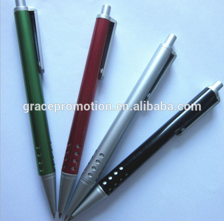 2017 watching mechanical pen metal ball pen for promotion