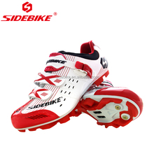 Quality Mountain Lock Pedal Bike Sport Cycling Shoes