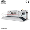 Automatic corrugated carton die cut machines with stripping function LK106MF