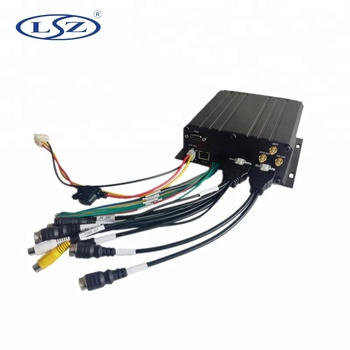 Hot Selling Cheap 1080P 6channel hdd mdvr support GPS 3G WIFI for Vehicle