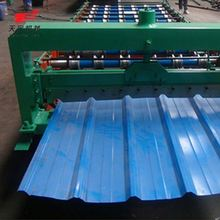 porcelain cutting machine ceiling metal plate roll forming machine