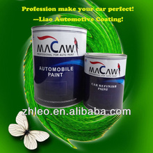 Eco-friendly good quality High definition car paint clear coat