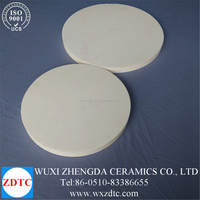 high quality Circular alumina oxide board