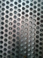 Aluminium Galvanised and Perforated Sheets