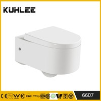 KL-6607 China toilet factory free standing toilet bowl brand