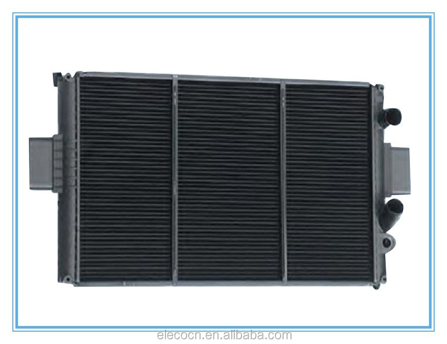Auto water radiator 93813747 92822906 Radiator for Iveco engine spare Parts