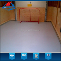 synthetic ice rink board with variety models and BV certificate, punctual delivery