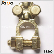 Jiahua Battery Terminal Clamp Clips Connector Car Truck Auto Vehicle Parts Brass Battery Marine