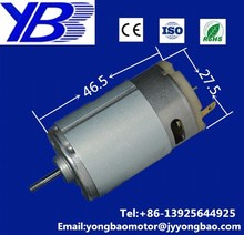 China gold manufacturer Promotion personalized high torque / dc motor with gearbox