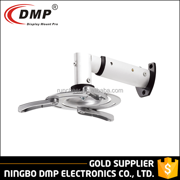 Home theater projector led 255 ~ 330 mm extendable projector ceiling mount adjustable extension