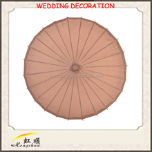 Wholesale Fashion Colors Paper Umbrella Party Decoration