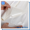 Free sample pvc packing cold water soluble film
