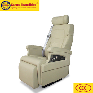 auto seat with electric recliner backrest