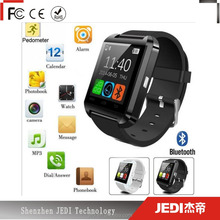 Hot selling smartwatch U8 watch phone without camera_HL429