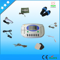 2014 new design physical therapy apparatus with tens,infrared,laser,ultrasound