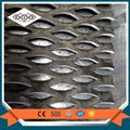 Stainless steel expanded wire metal mesh
