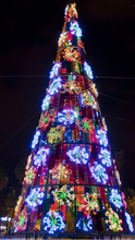 Christmas Festival Christmas Supplies New Design Giant Trees