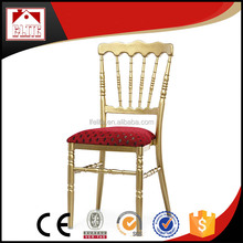 Wholesales popular aluminum bistro chair ,french dining chairs ET-02
