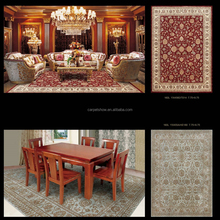 Hand Carved Home Classical Rugs
