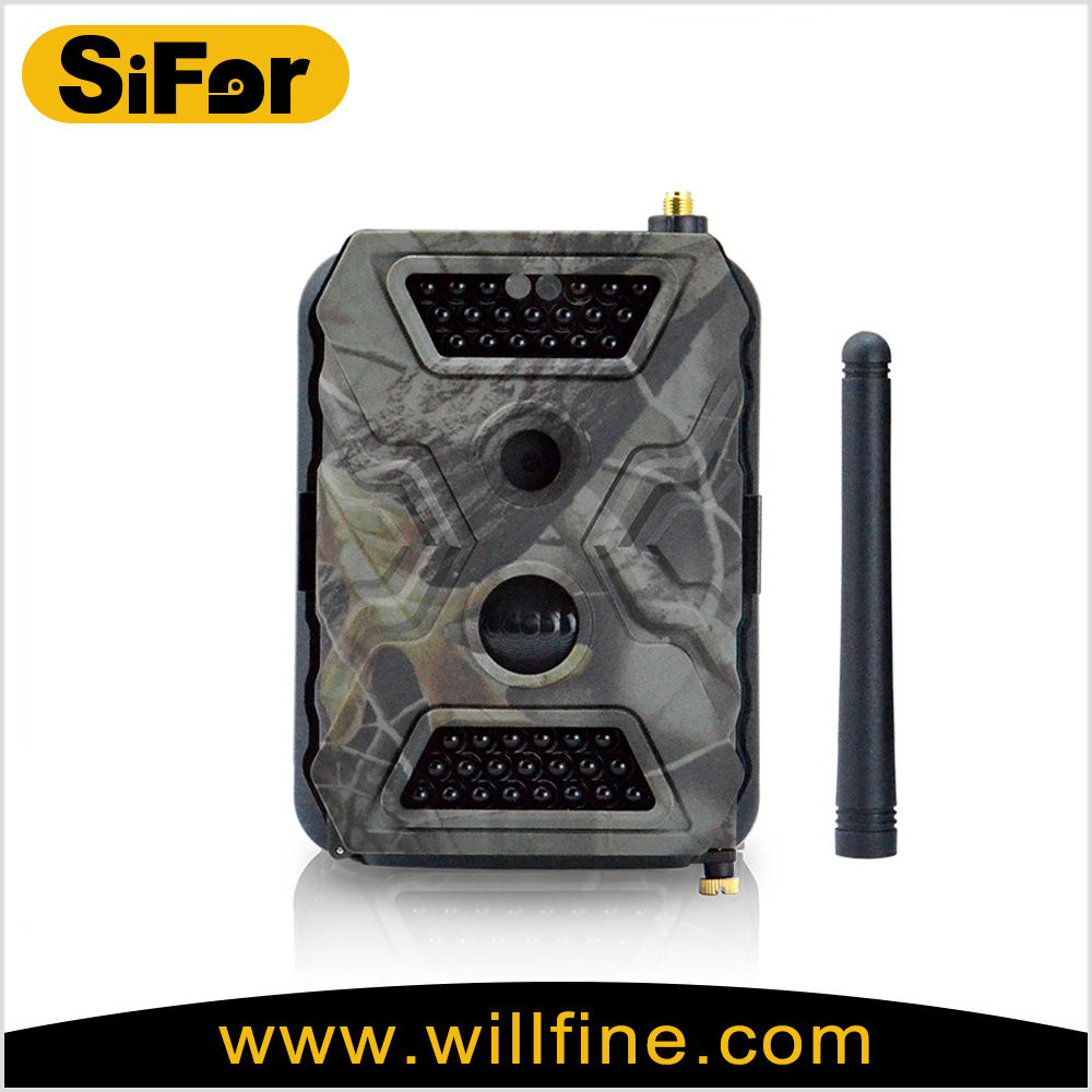 Manufacture infrared night vision 3d camera, 12MP HD hunting trail camera