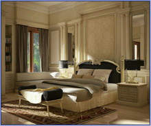 Hot Sale Good Quality romantic luxury european bedroom furniture set