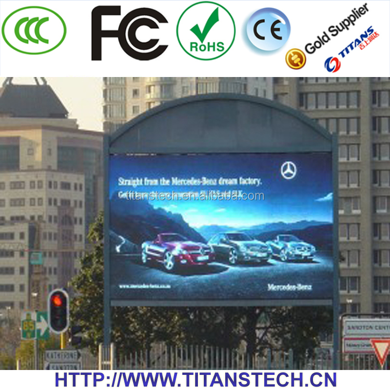 Oem Available 16X16 Dots Led Video Display