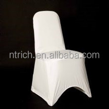 colorful cheap wholesale spandex lycra strench elastic chair cover for wedding banquet party